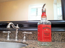 Tennessee Fire Whiskey Soap Dispenser