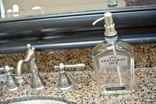 Whiskey Soap Dispenser
