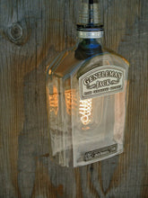 Gentleman Jack Daniels Pendant Light Shade - Jack Daniels Decor or Whiskey Gift
