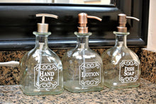Patron Soap Dispensers- Dish Soap Dispenser - Bathroom Hand Soap