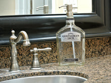 Gentleman Jack Daniels Whiskey Soap Dispenser for Dish Soap or Bathroom Soap Dispenser