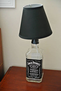 Liquor Bottle Lamp
