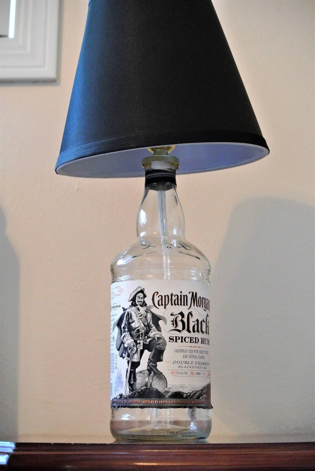 Captain Morgan Black Lamp