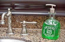 Patron Pump Soap Dispenser for Kitchen or Bathroom Soap Pump