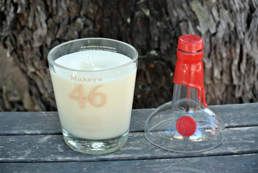 Makers 46 Candle Gift