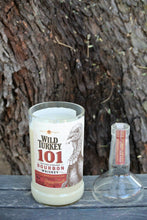 Wild Turkey 101  Soy Handmade Candles - Whiskey Gifts