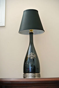 Segura Viudas Wine Bottle Lamp