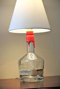 Maker's Mark Cask Strength Bottle Lamp