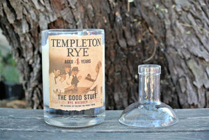 Templeton Rye Gift - Soy Handmade Candles