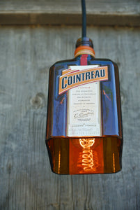 Cointreau Snack Dish - French Liquor Bottle Gift