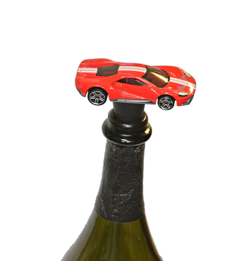 Wine Bottle Stopper - Ford GT - Wine Gifts