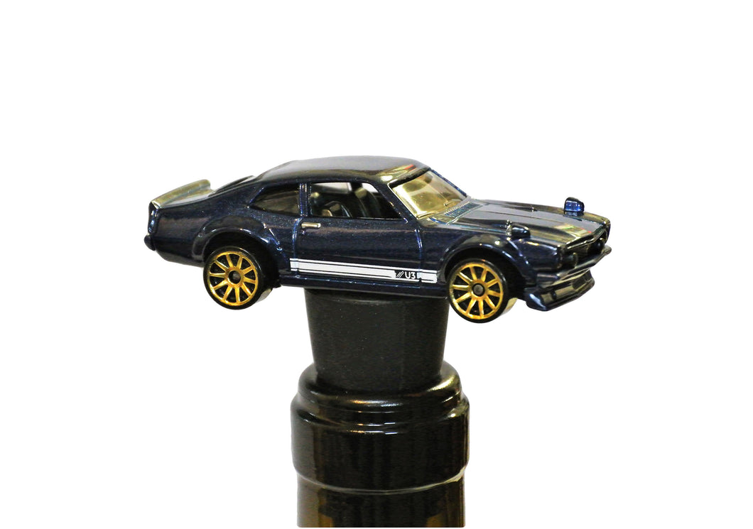 Wine Bottle Stopper - Ford Maverick Unique Car Collector Gift