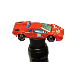 Wine Bottle Stopper - Grand Prix Safety Car - Wine Gifts
