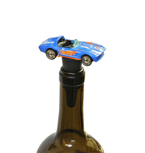 Wine Bottle Stopper - Unique Car Collector Gift - Wine Gifts