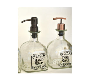 Gift Set - 2 Patron Soap Dispensers - Patron Gifts