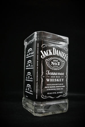 Jack Daniels Whiskey Gifts - Succulent Planter, Vase or Serving Dish - fs