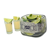 Patron Candy Dish - Tequila Bottle Decor
