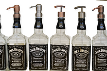 Whiskey Soap Dispensers
