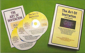 """The Art Of Invitation"" Workshop DVD"