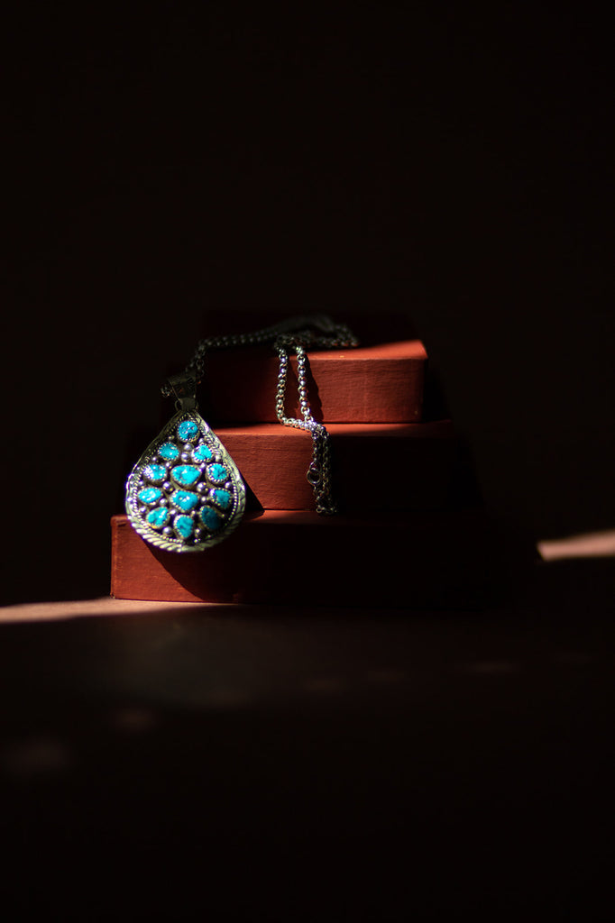 History of Navajo Turquoise