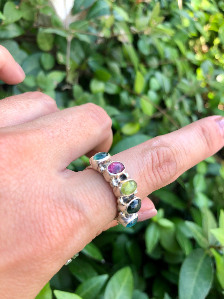 Multi Color Ring 1