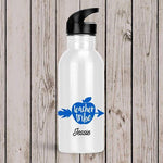 Teacher Drink Bottle Tribe - Blue