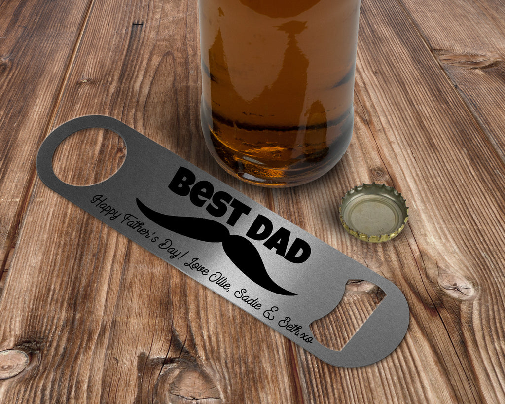 Bottle Opener - Moustache