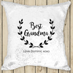 Sequin Cushion Cover - Best