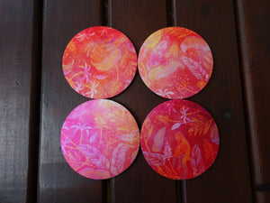 Neoprene Coasters design 1