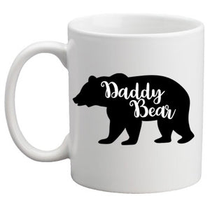 Bear Father's day Mug