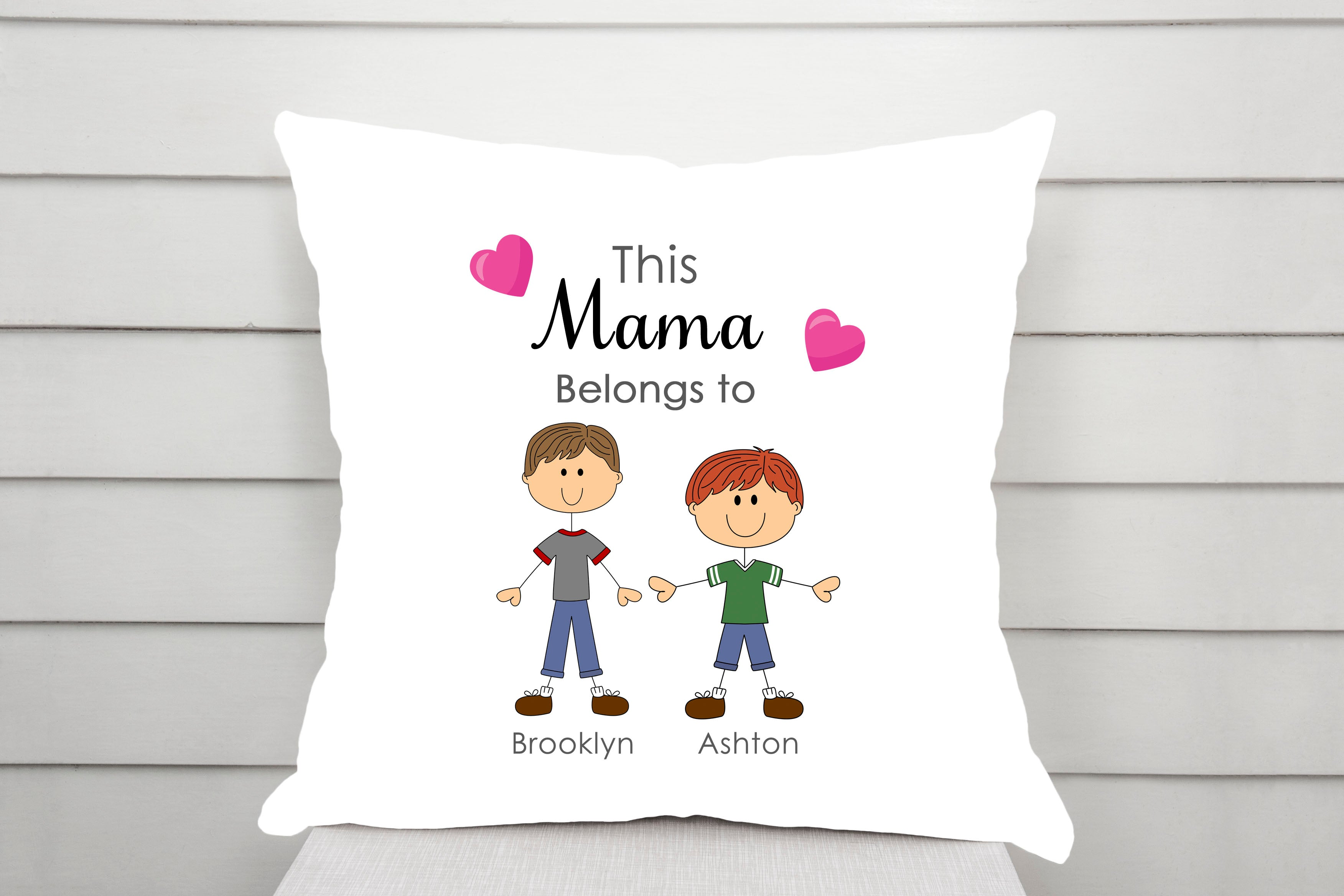 Mothers Day Belongs to Cushion