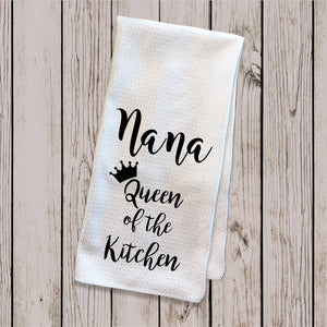 Tea Towel - Queen of the Kitchen
