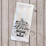 Tea Towel - Secret Ingredient