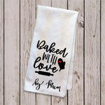 Tea Towel - Baked with Love