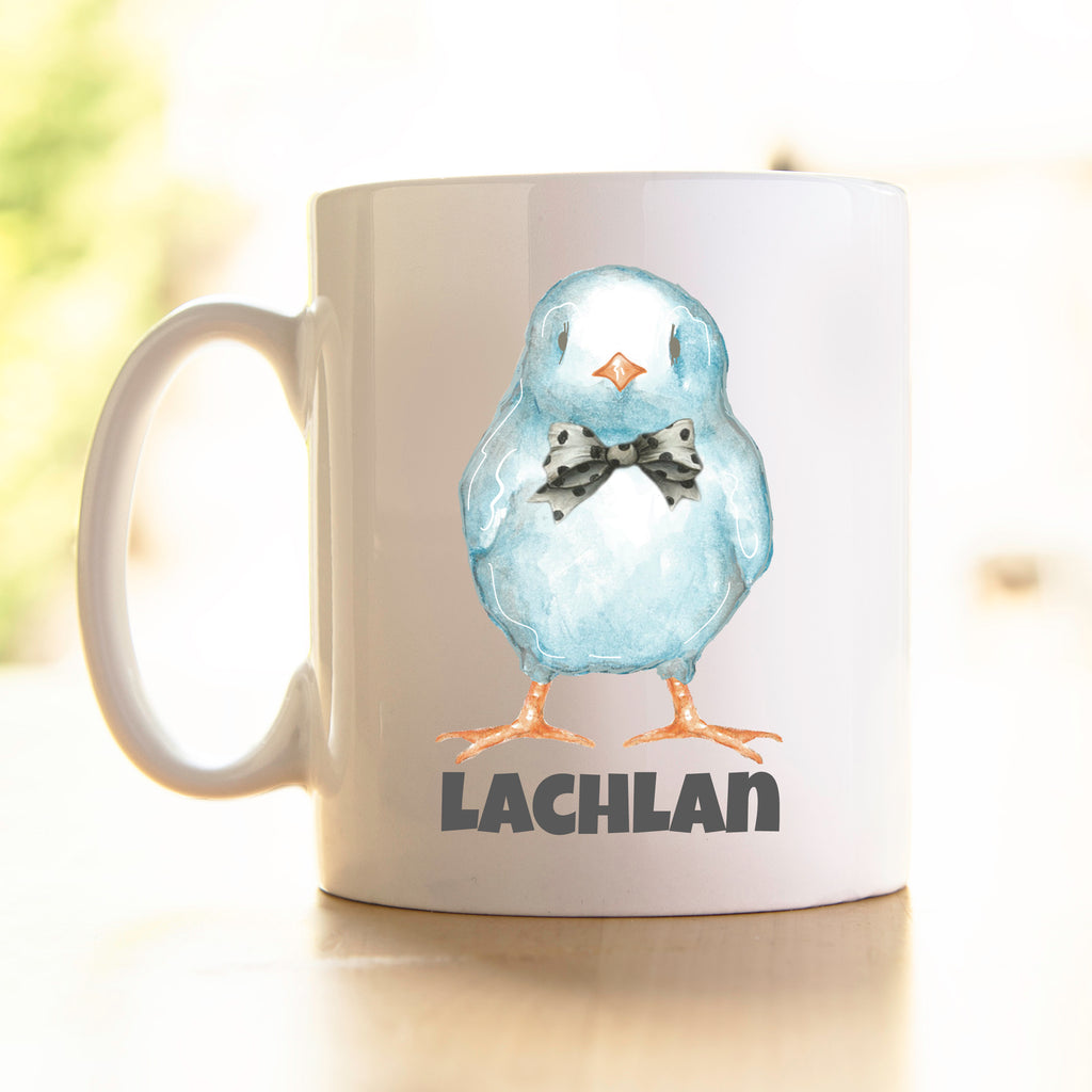 Easter Mug - Blue Chick