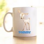Easter Mug - Woodland Deer