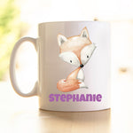 Easter Mug - Woodland Fox