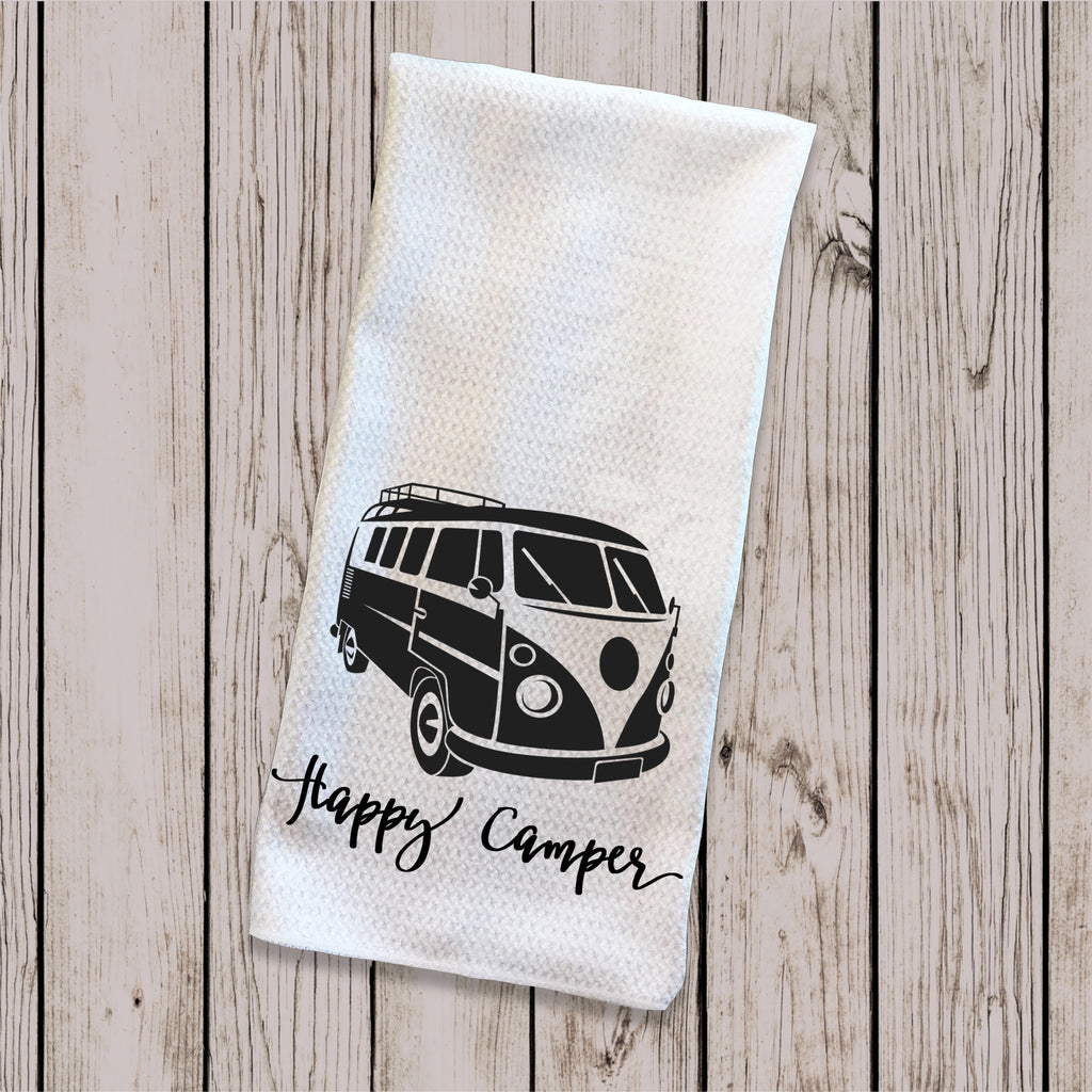 Tea Towel - Kombi