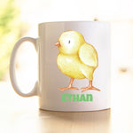 Easter Mug - Yellow Chick