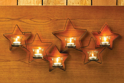 Starlight Candle Sconce