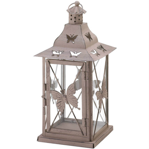 Butterfly Candle Lantern