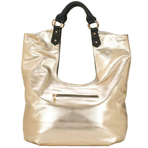 Hollywood Golden Tote