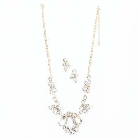 Elegant Sparkle Jewelry Set