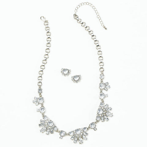 Icy Glamour Jewelry Set