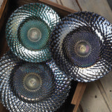 Iridescent Small Decorative Plate