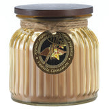 Long-Burning Jar Candle - Vanilla Cinnamon