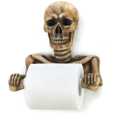 Spooky Toilet Paper Holder