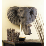 Noble Elephant Wall Décor