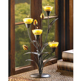 Tiger Lily Tealight Holder