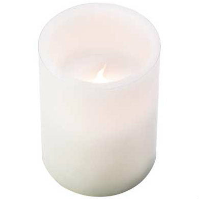 Standard Flameless Candle - White